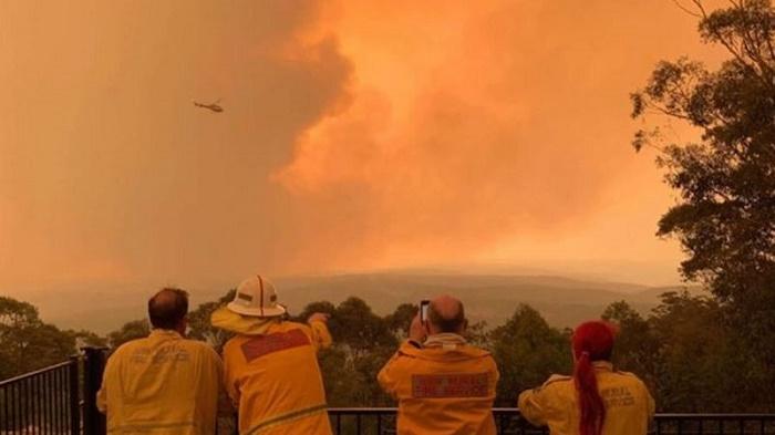 Bushfire inquiry says Australia must prepare for 'alarming outlook'