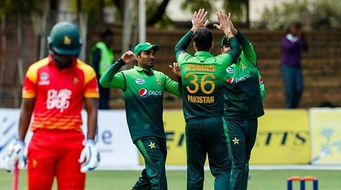 Pakistan announce 15-member squad for first ODI against Zimbabwe
