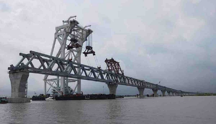 Padma Bridge gets 35th span today