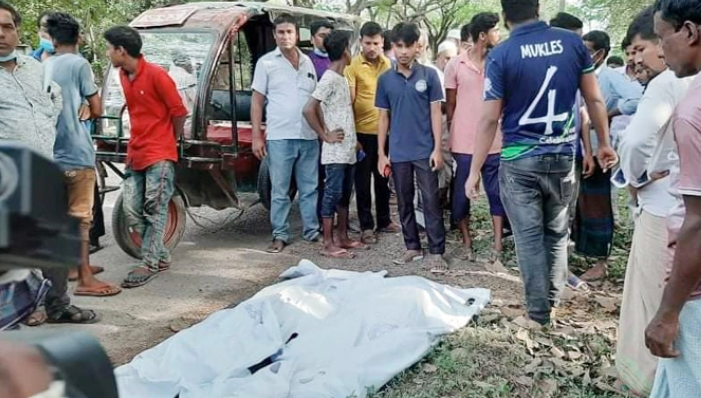 Mother, son crushed under train in Mymensingh