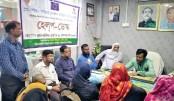 Urban poor get essential  services thru' Help Desk