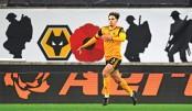 Ait-Nouri scores on debut as Wolves go third