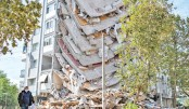70-year-old rescued alive in Turkey as quake toll hits 57