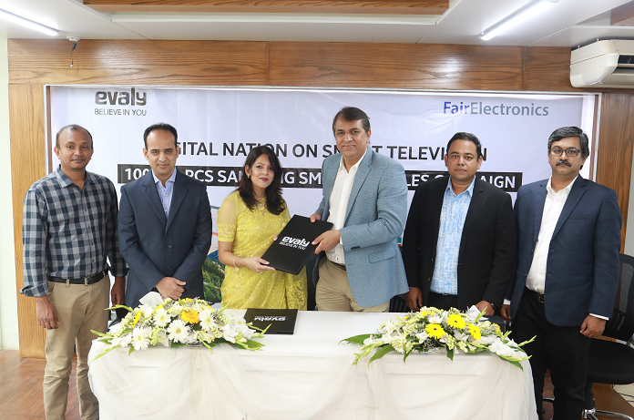 Evaly to deliver Samsung Smart TV to 1 lakh families