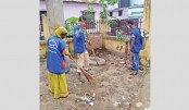DNCC destroys aedes larvae in 94 establishments