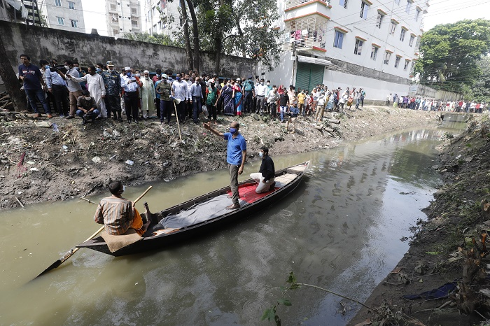 City corporations chalk out plans to restore canals