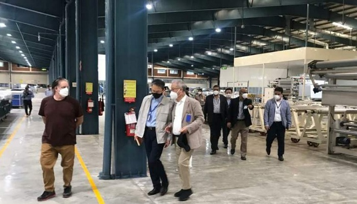 Korean envoy visits KEPZ in Chattogram