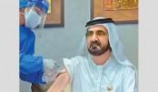 Dubai ruler joins Covid-19 vaccine trial