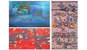 Art exhibition 'Scaled Up' underway at Gallery Kaya