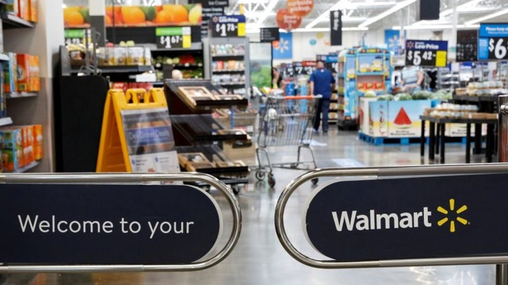 Walmart says selling Argentina operations, taking $1 bn loss
