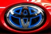 Japan's Toyota sees profit slip, holding up despite pandemic
