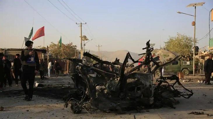 Bomb attack kills former Afghan TV presenter, central bank advisor: police