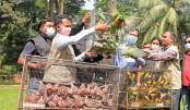 710 birds rescued in Savar; four poachers jailed