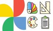 Paid colour on Google photos