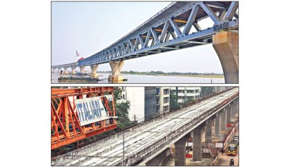 Mega projects back on track
