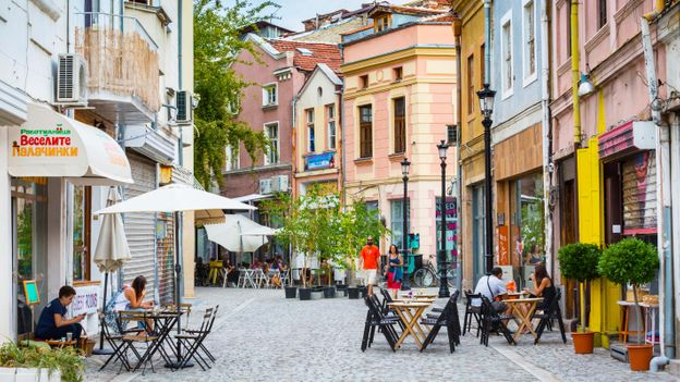 Is this Europe's most relaxed city?