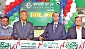 IBBL's Compact  CRM inaugurated