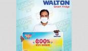 Trader gets 500pc cash voucher after buying Walton fridge