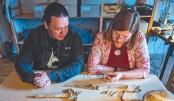 Ancient skeleton find in Germany