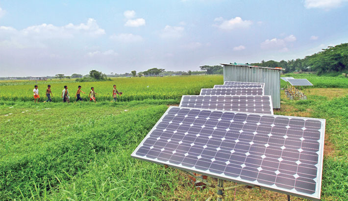 Cost cut, sustainable policy boost growth in renewable power sector