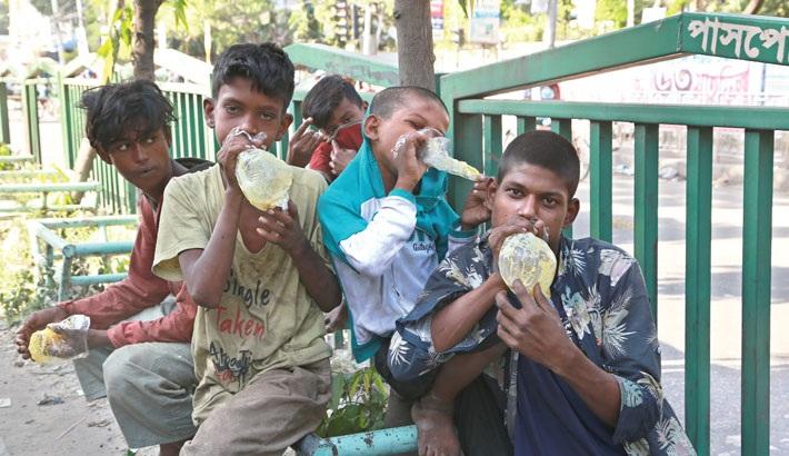 'Dandy' destroying street children