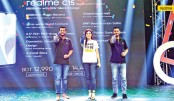 realme C15 hits local mkt