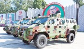 BGB included APC and riot control vehicles