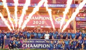Mumbai clinch 5th IPL title