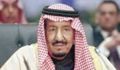 Saudi king urges 'firm stance' against Iran