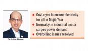 Power sector back on track defying corona