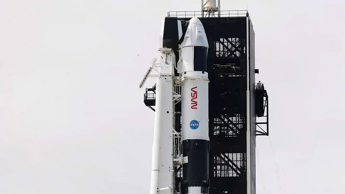 SpaceX-NASA launch postponed to Sunday due to weather