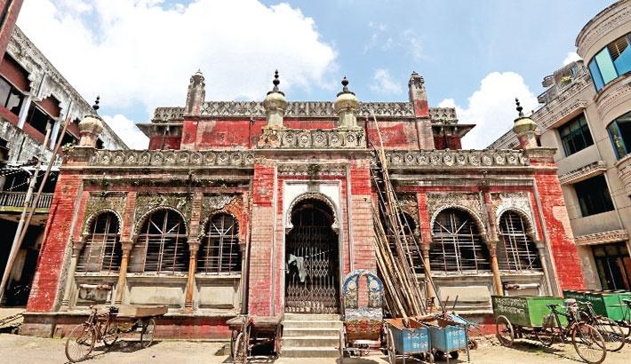 Northbrook Hall, a hallmark of Dhaka's history