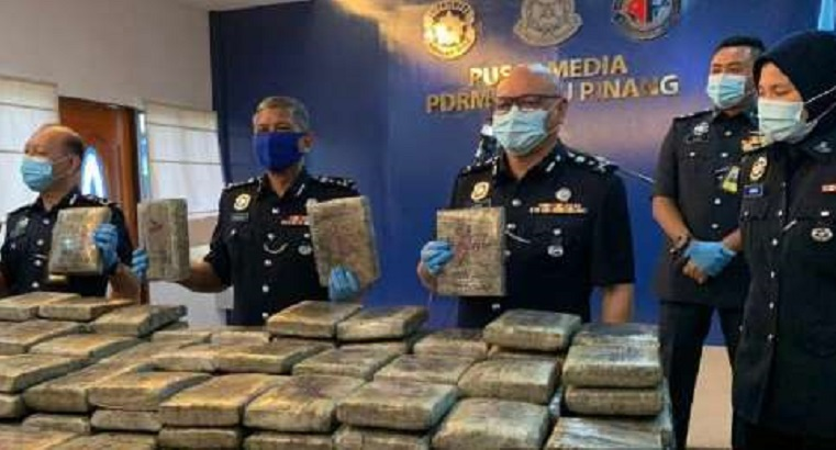 3 Bangladeshis among 12 arrested in Malaysia, drug syndicate busted