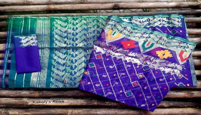 Jamdani, the traditional weaving art of Bangladesh
