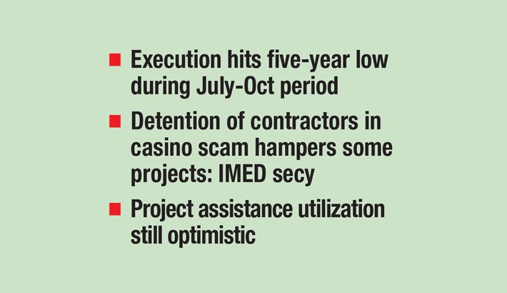ADP execution slips after 4 months