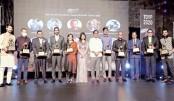 Safwan Sobhan receives TOYP award