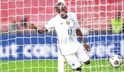 Rare Kante goal gives France win over Portugal