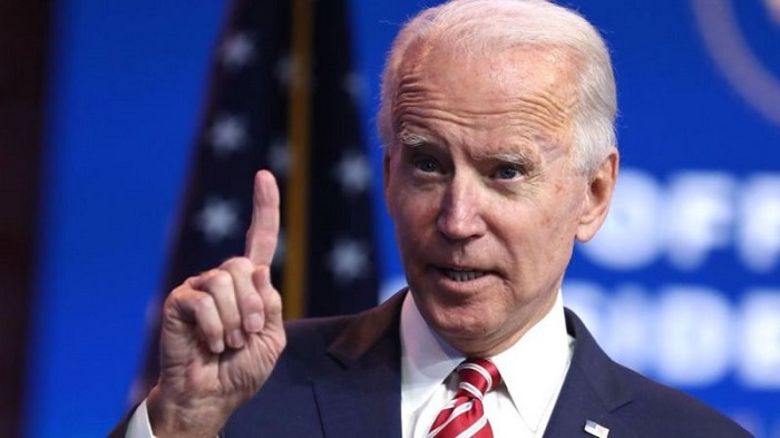 Biden vows to set 'rules of the road' on trade