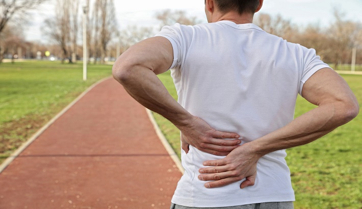 Muscle or back pain can be a less common symptom of COVID-19?