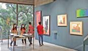 Art show 'Baseer: An Eloquent Mind' underway at Bengal Shilpalay