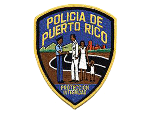 Puerto Rico policeman accused of theft while in uniform
