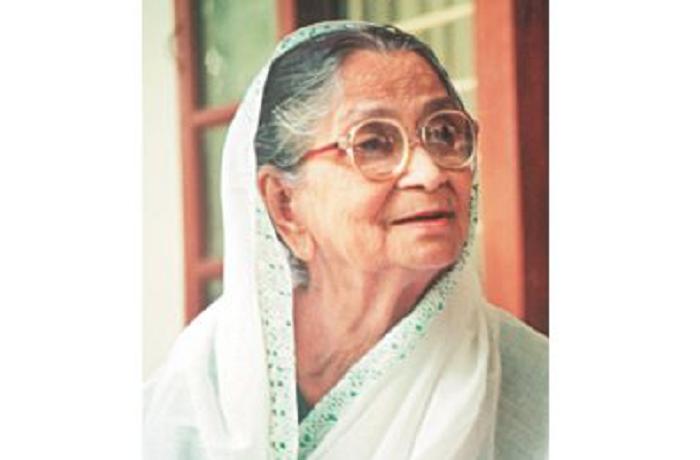 Begum Sufia Kamal's 21st death anniversary on Friday