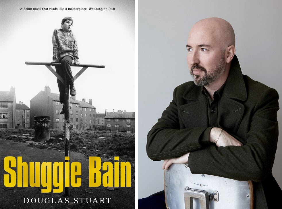 Scottish author Douglas Stuart wins Booker Prize for 'Shuggie Bain'