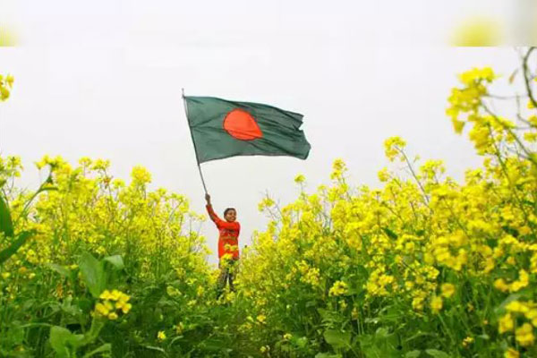 Bangladesh ranks 143rd in the list of richest countries