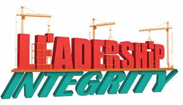 Integrity: A basic requirement in leadership