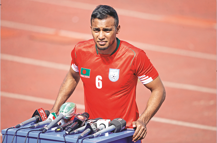 We are mentally fit, says Jamal
