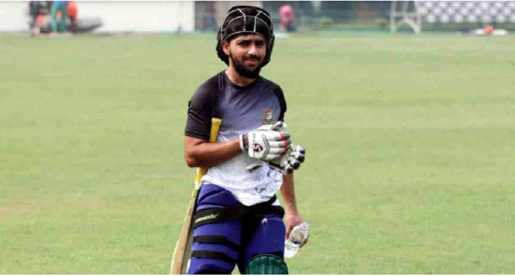 Mominul back in action after testing negative for Covid-19