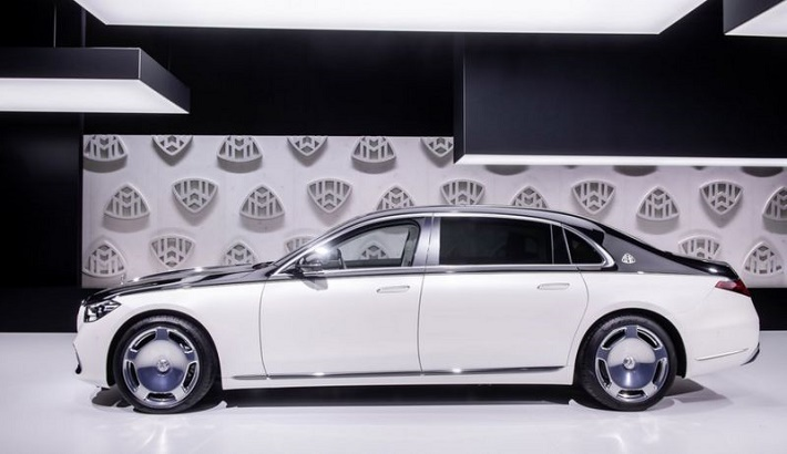 Strong sales in China drive Maybach to double sales