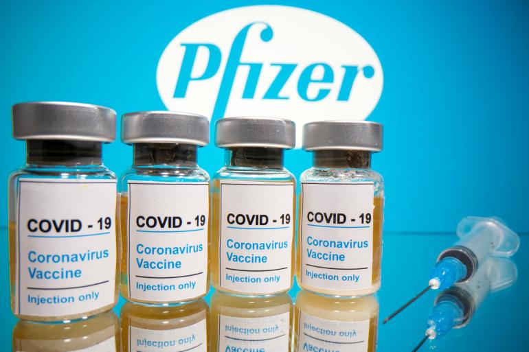 Pfizer/BioNTech seek first vaccine approval in US