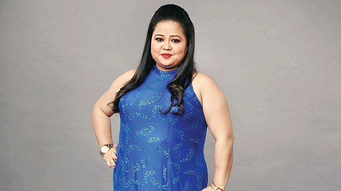 Comedian Bharti Singh being questioned by anti-drugs agency after raid